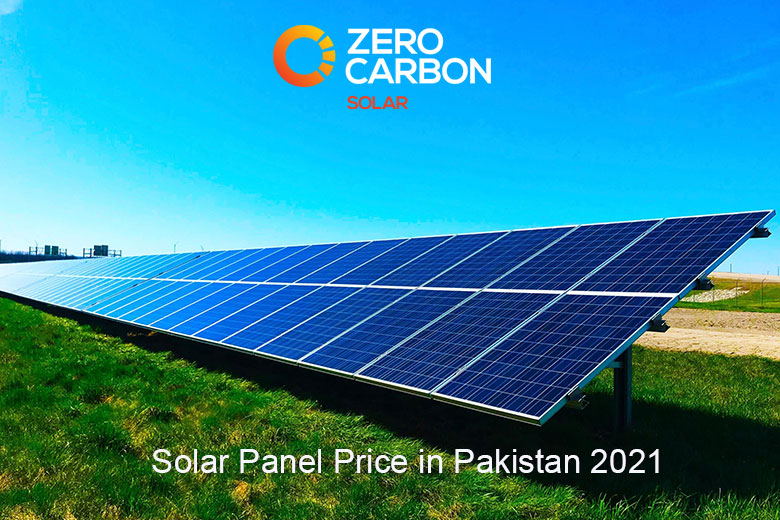 Solar Panel Price in Pakistan 2021